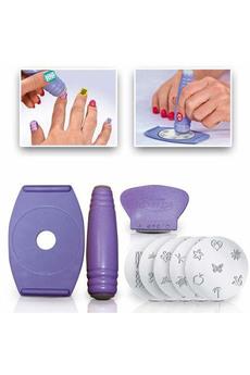 Набор для декорации ногтей «ФЭШЕН» Bradex