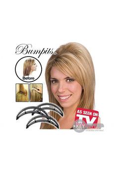 Заколка для укладки волос «СКАРЛЕТТ» черный, 5 шт. Bradex